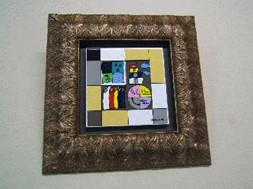 Tile on  frame